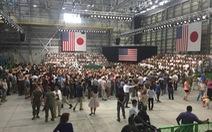 Tổng thống Mỹ bắt đầu chuyến thăm lịch sử tới Hiroshima