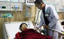 Bóc tách thành công khối u nặng 2kg bọc toàn bộ tim