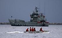 Philippines chặn tàu, bắt 10 ngư dân Trung Quốc xâm hại lãnh hải