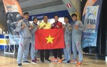 Bùi Yến Ly mất ngôi vô địch Muay Thái thế giới