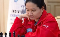 Bảo Trâm gây bất ngờ ở Giải vô địch cờ vua châu Á