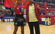 Duy Nhất vô địch Muay Thái nghiệp dư thế giới 2016