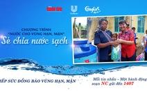 """""""Sẻ chia nước sạch"""" cho vùng hạn Thuận Bắc, Bác Ái"""