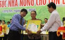 Tiếp sức nhà nông Long An, Tiền Giang đưa con đến trường