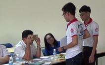 Khai mạc Hội thi tin học trẻ TP.HCM năm 2016