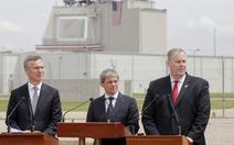 Nga - NATO khẩu chiến về lá chắn tên lửa ở châu Âu