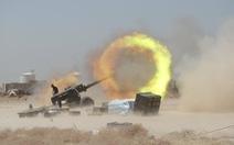 Quân đội Iraq vây hãm IS ở Fallujah