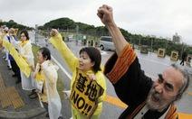 Căn cứ Okinawa rúng động sau vụ phụ nữ Nhật bị giết