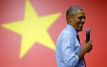 Ấn tượng 3 phút tóm tắt chuyến thăm Việt Nam của ông Obama