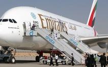 Thiếu niên Trung Quốc trốn trong khoang hàng hóa bay sang Dubai