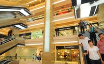 CBRE: Tổng diện tích mặt bằng bán lẻ của TP.HCM tăng 50%