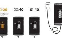 Công nghệ sạc nhanh mới70% pin trong 20 phút