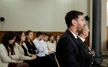 Điểm tin tối 2-6: Phiên tòa xử Messi trốn thuế khép lại