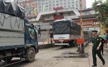 Từ 11-6 siết chặt hoạt động xuất nhập cảnh qua cửa khẩu Tân Thanh