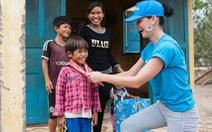 Katy Perry muốn giúp trẻ em Việt Nam thực hiện ước mơ