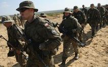 Ba Lan tăng lực lượng bán quân sự lên 35.000 người đối phó Nga