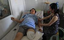 Chữa sai khớp 4 ngày, bệnh nhân bị cắt chân