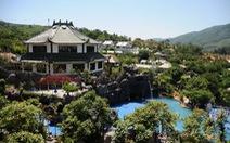 Tắm khoáng nóng theo phong cách Nhật Bản tại Đà Nẵng