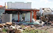 Nổ ở Phú Quý: do đám cháy lan đến thuốc nổ