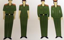 Công an TP.HCM thay trang phục mới từ ngày 6-6