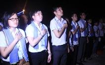 """Sôi động đêm nhạc """"Tự hào biển, đảo Việt Nam"""" trên đảo Cô Tô"""