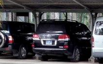 Tỉnh ủy Sóc Trăng trả xe Lexus mua bằng tiền phạt giao thông