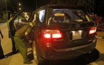 Cả đoàn xe hơi hẹn quyết đấu và nổ súng trong đêm