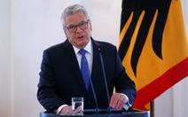 Tổng thống Đức tuyên bố rút khỏi nhiệm kỳ thứ hai