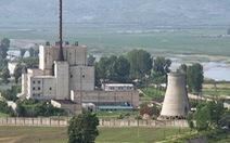 Triều Tiên tái khởi động nhà máy plutonium?