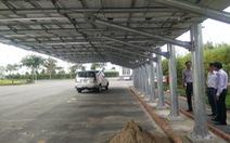 Hai dự án điện mặt trời gần 1 tỉ USD