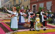 5 lễ hội hoa mùa hè ấn tượng nhất thế giới