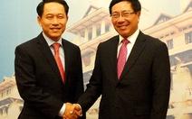 Việt - Lào duy trì lập trường ASEAN về Biển Đông