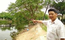 Cứu 2 trẻ đuối nước trên sông Phổ Lợi
