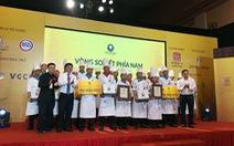57 đầu bếp TP.HCM thi vòng loại Chiếc thìa vàng 2016
