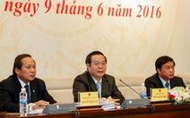 Gần 100 ủy viên Trung ương được bầuvào Quốc hội đúng dự kiến