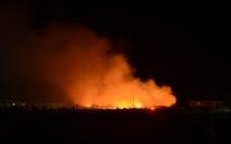 Thiệt hại gần 50 tỉ trong đám cháy tại KCN Trảng Bàng