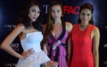 Hồ Ngọc Hà, Lan Khuê, Phạm Hương đào tạo người mẫu