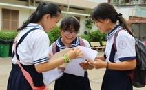 Gợiý bài giải môn Anh văn tuyển sinh lớp 10