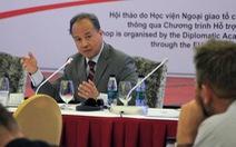 Kêu gọi Trung Quốc hành xử văn minh