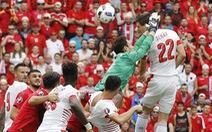Albania - Thụy Sĩ0-1: Sai lầm và bị trừng phạt