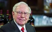 Bữa ăn trưa giá 3,4 triệu USD với tỉ phú Warren Buffett