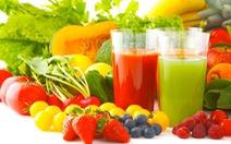 Cách xử lý rau, củ và quả ăn liền