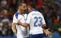"""""""Hàng thủ BBC của Ý quá mạnh"""""""