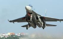 Trục vớt được trục lốp máy bay nghi của Su-30MK2