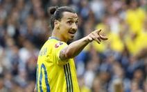 Tuyển Ý ngại Ibrahimovic