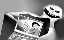 Tung hình trẻ em lên mạng là phạm pháp