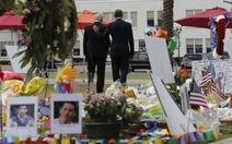 Tổng thống Obama đến Orlando tưởng niệm các nạn nhân