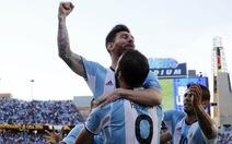 Higuain và Messi ghi bàn, Argentina hạ Venezuela vào bán kết Copa Armeria