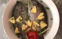 Đến Huế ăn cá kình đầm Chuồn
