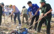 Phát động chiến dịch Hãy làm sạch biển